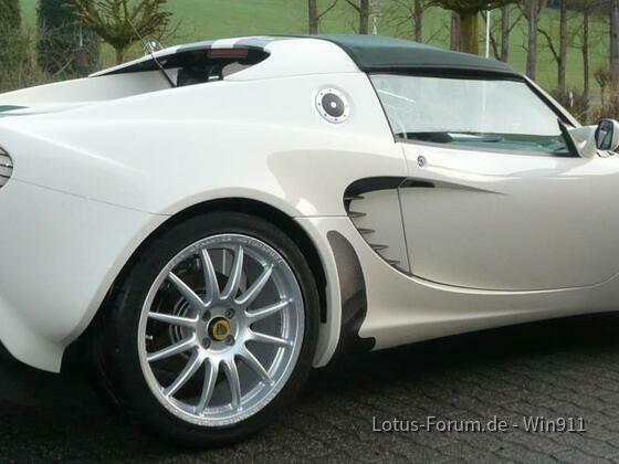Lotus Elise Type23 Duratec 2.3