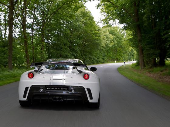 Lotus Evora GTE, Bilder dank Markus (Prorheo)