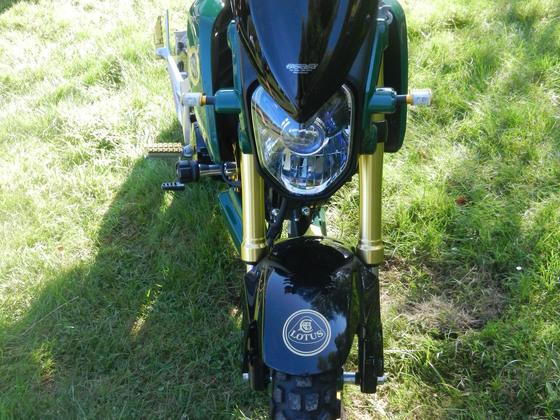 Lotus Motorrad