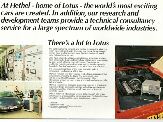 Lotus Prospekt 1984 S.2