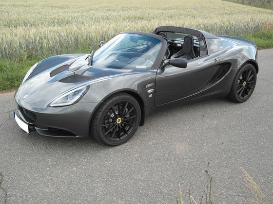 Lotus Elise Club Racer Model 2011