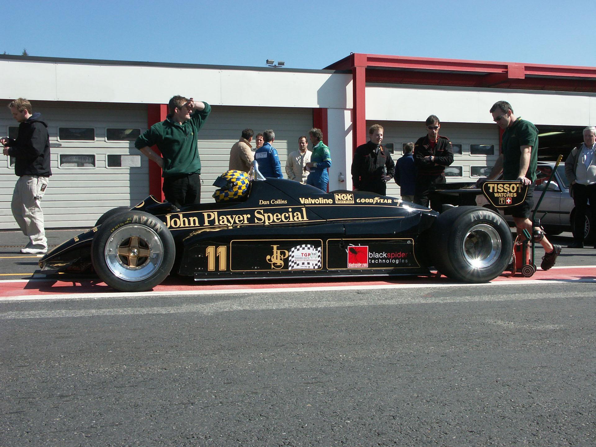 2005 Spa Pistenclub Lotus 88