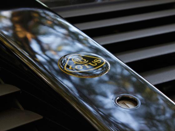 Lotus Elise Typ 72 JPS