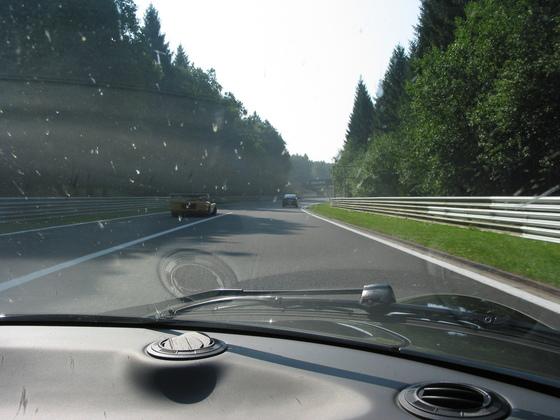 2003 Spa Pistenclub Kemmel McLaren M8