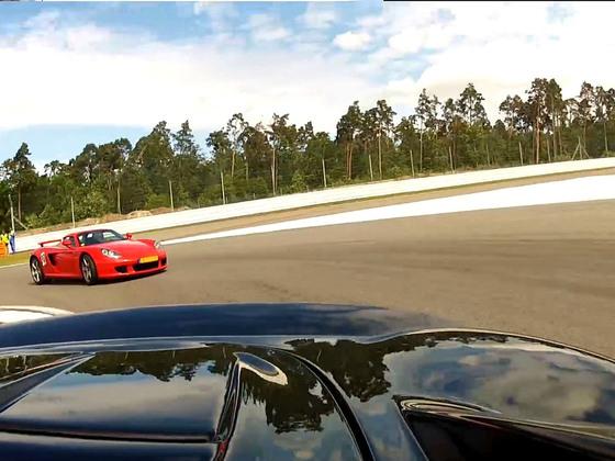 Carrera GT am HHR 2