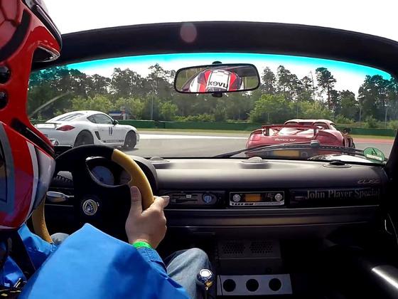 Carrera GT am HHR 3