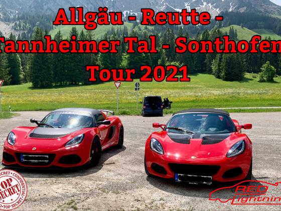 Allgäu Tour 2021