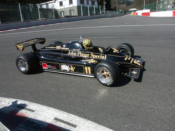 2005 Spa Pistenclub Lotus 91 in La Source - 2