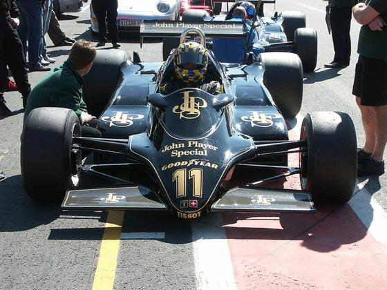 2005 Spa Pistenclub zwei Lotus 91