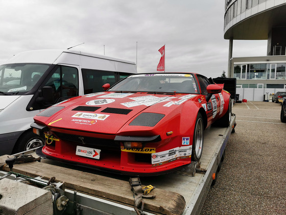 2021 Pistenclub Hockenheimring - De Tomaso Pantera 2