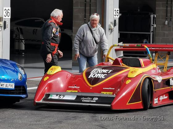 2021-09 Pistenclub Spa - Alfa Romeo