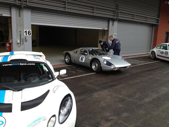 2013 Spa Pistenclub Porsche 904