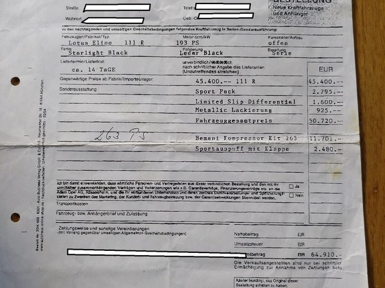 Kaufvertrag 111 R 2007