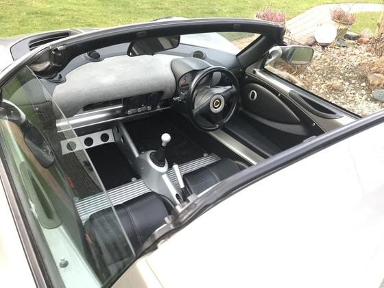 Lotus Elise 111S Stormgrey Titanium