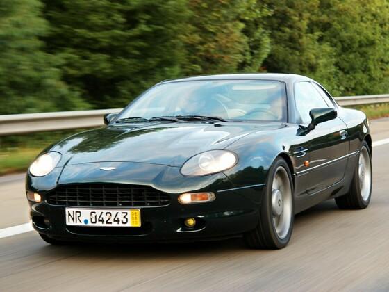 Aston DB7