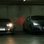 Esprit Turbo SE vs. Audi S5