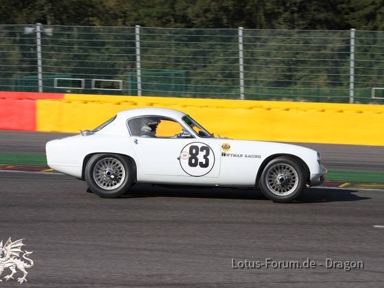 Lotus Elite @ Spa Six Hours 2012
