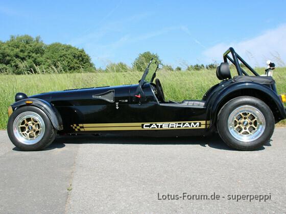 Caterham 485 S