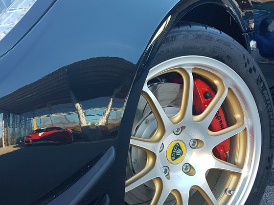 Lotus Exige 380 Sport GP edition