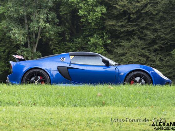 Lotus Summers End Belgien 2016