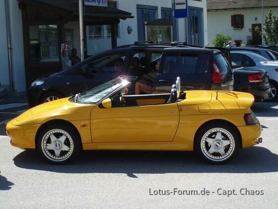 KIA Roadster Elan