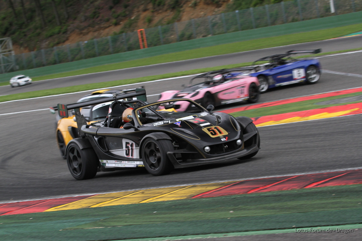 Circuit de Spa Francorchamps 2018