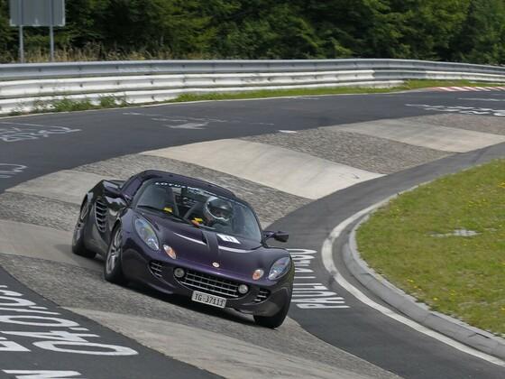 Elise 111 R; dark purple
