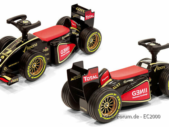 Lotus F1 Bobby Car