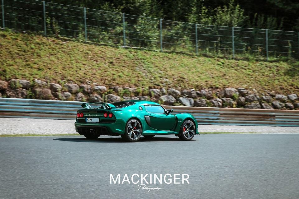 Salzburgring Trackday - Juni 2018
