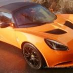 Elise S CR in Crome Orange am Plansee