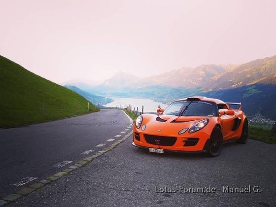 Panoramastrasse Luzern