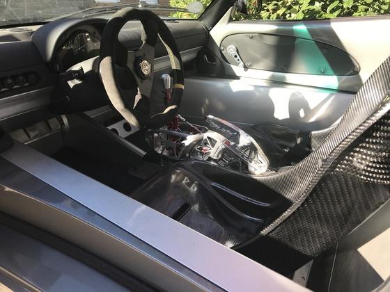 AliTech Shifter Honda Elise S1 330R Komo-Tec