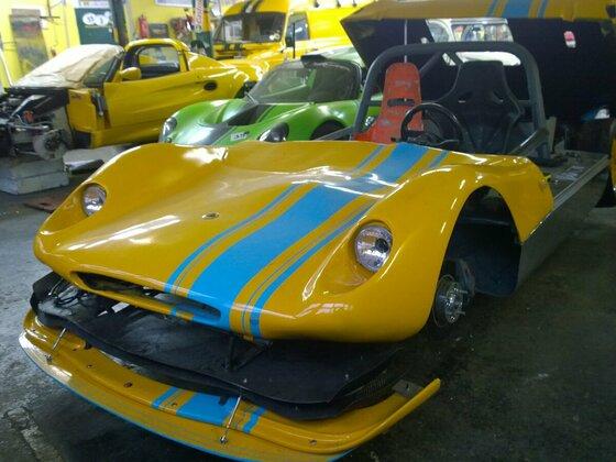 Lotus 23 und noch viel mehr Spaß