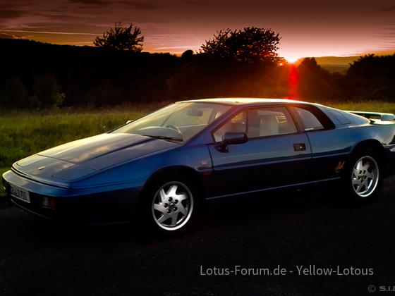Lotus Esprit 2.2 N/A HC - BJ.1990 - 68000km