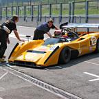 2003 Spa Pistenclub McLaren M8