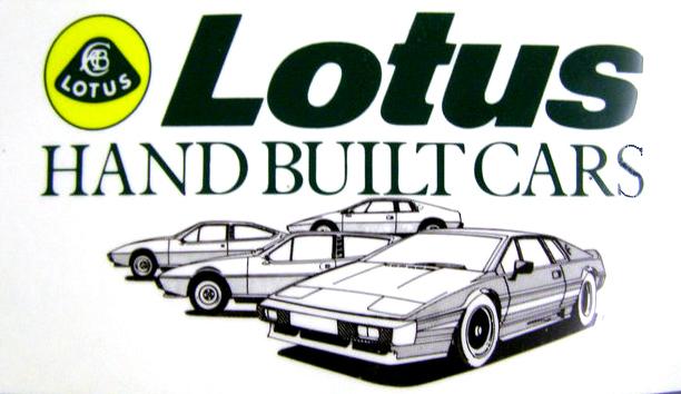 Lotus Hand built cars