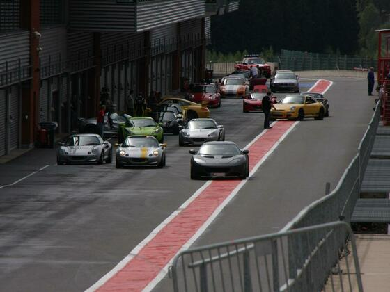 Trackday Spa 10.05.2012