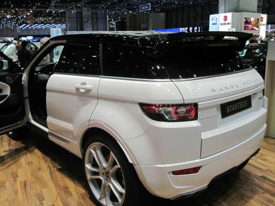 Range Rover Startech Einzelanfertigung