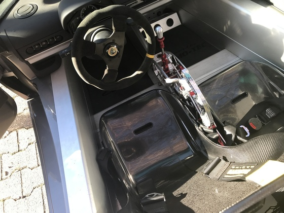 AliTech Shifter Lotus Elise S1